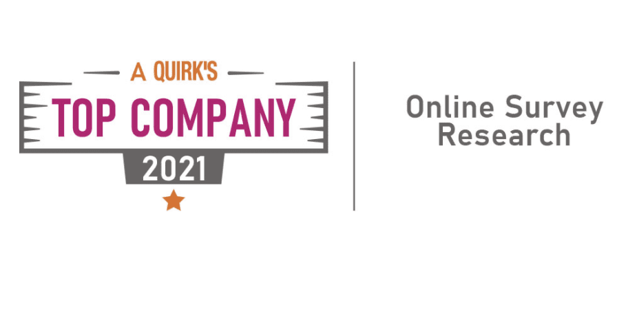 Quirks Top-Company-2021-Online-Survey-Research discussing Poll vs Survey